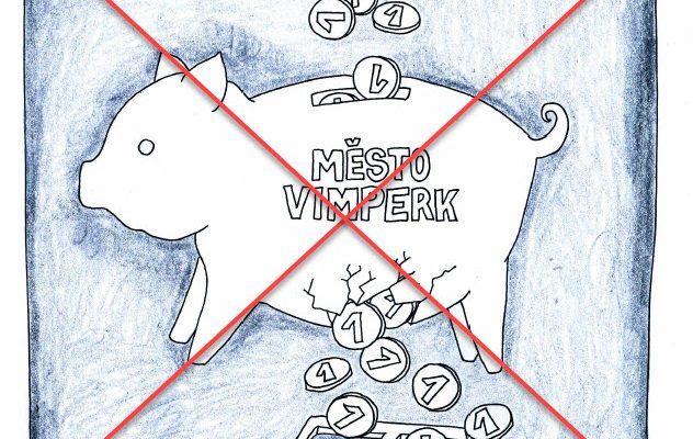 Vimperk – zodpovědný hospodář